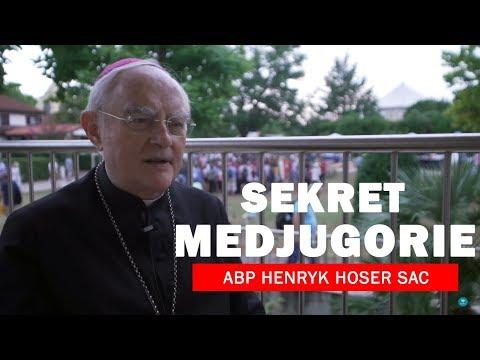 Abp H. Hoser SAC o Medjugorie: Tutaj dokonują się głębokie nawrócenia