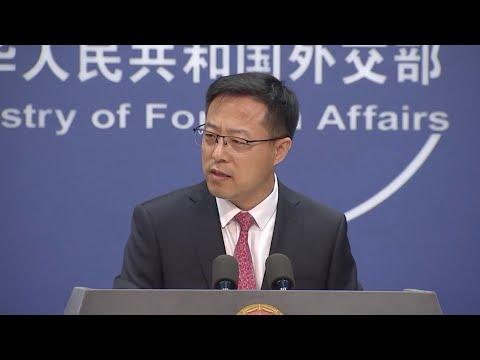 Beijing: U.S. is violating principles of market economy