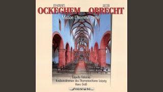 Jacob Obrecht - Missa L