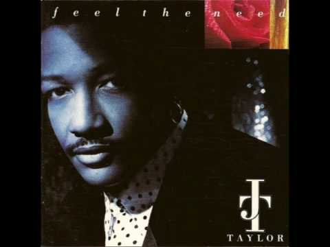 JT Taylor - Be My Lover Tonight