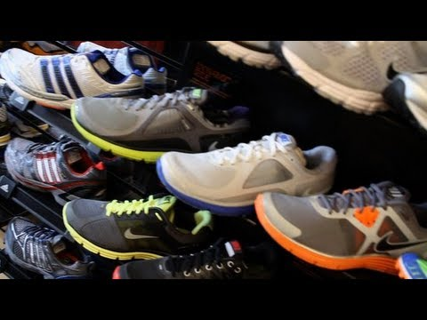 How to Find the Right Pair of Running Shoes