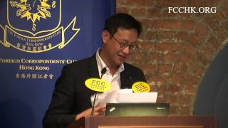 2015.7.6 -  Wong Chen (Missing Plane, Missing Billions: Malaysia in Crisis and the Politics of Hope)