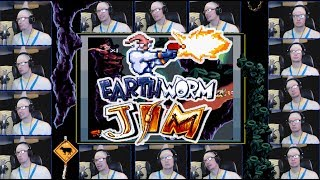 Earthworm Jim - New Junk City Acapella