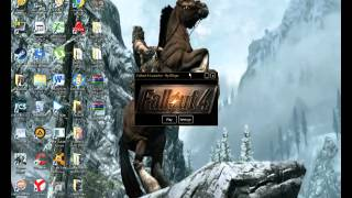 Fallout 4. Смена разрешений экрана. Расширение настроек