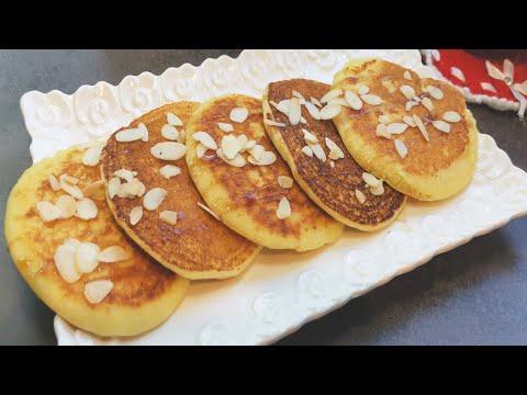 recette-pancake-facile-à-la-noix-de-coco-🥥-très-délicieuses
