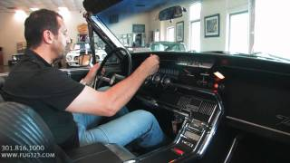 1966 Ford T-Bird Roadster for sale Flemings with test drive, driving sounds, and walk through video