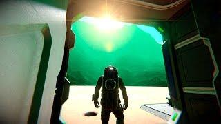 No Man's Sky курит под забором! - Space Engineers #4
