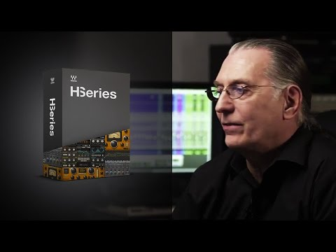 Tips on Using the Waves Hybrid Plugins with Dave Darlington