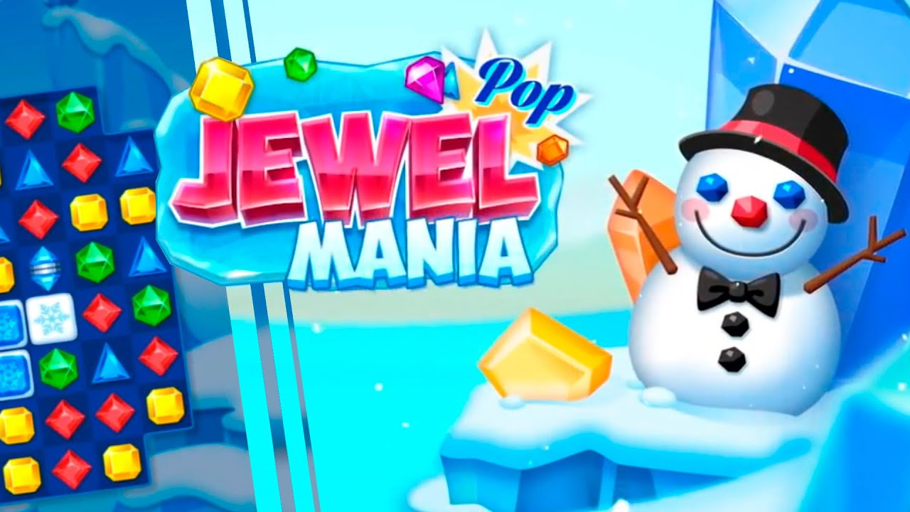 Pop Jewel Mania