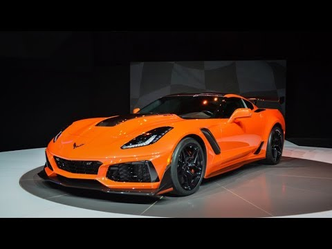 Corvette ZR - What makes it the NEW American Track Monster