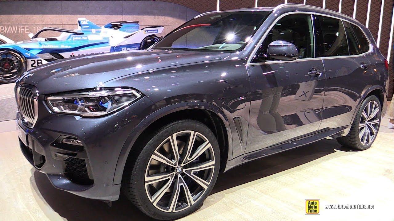 2020 Bmw X5 45e Xdrive Exterior And Interior Walkaround 2019 Frankfurt Motor Show Youtube