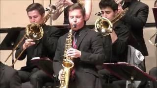 A Little Minor Booze—Central Washington University Jazz Band 1