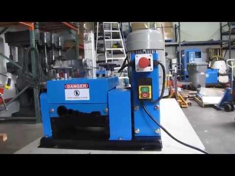 New Wire Stripping Machine Cable Copper Stripper QJ-009