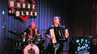 "Apples Peaches Pumpkin Pie/Beer Barrel polka Medley ""Live"" by Brian Busch and Eric Mathis"