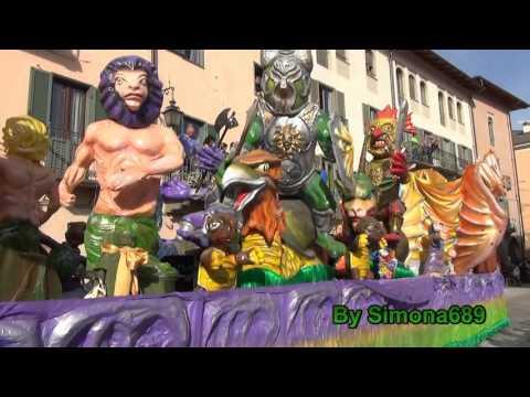 95° Carnevale di Dronero, Sfilata Carri e Figuranti 2a P.