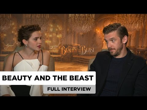 Thumbnail: Beauty and the Beast | Emma Watson & Dan Stevens | Full Interview