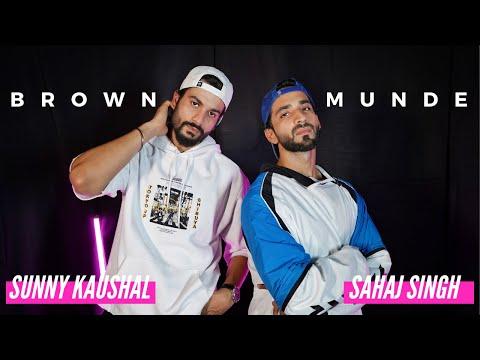 brown-munde-by-ap-dhillon-|-sahaj-singh-choreography-ft.-sunny-kaushal