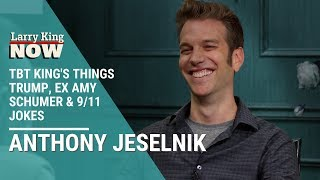 Anthony Jeselnik On Trump, Ex Amy Schumer & 9/11 Jokes