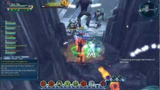 Dc Universe Online-Nature Commentary with Gameplay dps/heal POV