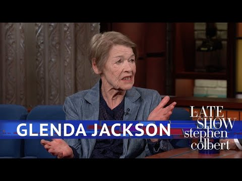 Glenda Jackson Moved From Acting To Politics