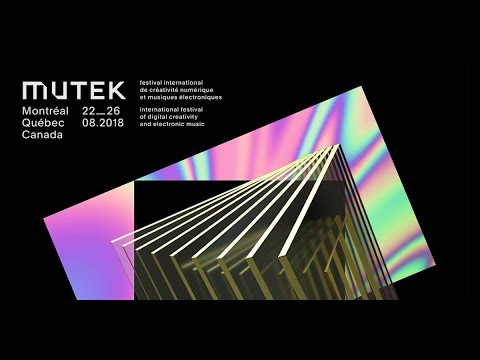 MUTEK Montréal is Primed for Edition 19 - First Wave of Artists Mp3