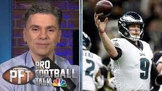 What if Philadelphia Eagles completed comeback vs. Saints? | Pro Football Talk | NBC Sports