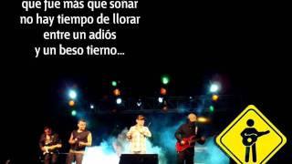 Mi primer amor - Prueba de Sonido / Rock en español El Salvador (Letra)