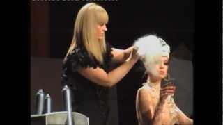 Pokaz Fryzur Haute Couture Krakow 2010