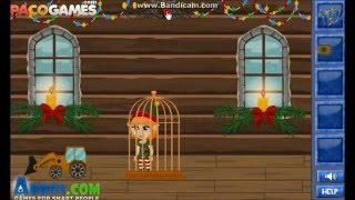 Christmas trouble - walkthrough