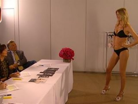 An Inside Look at VS Fashion Show 2013 Casting