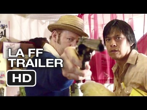 LA Film Fest 2013  Winter In The Blood   David Morse, Chaske Spencer Movie HD