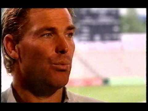 Shane Warne Interview, 2004 - Part 1