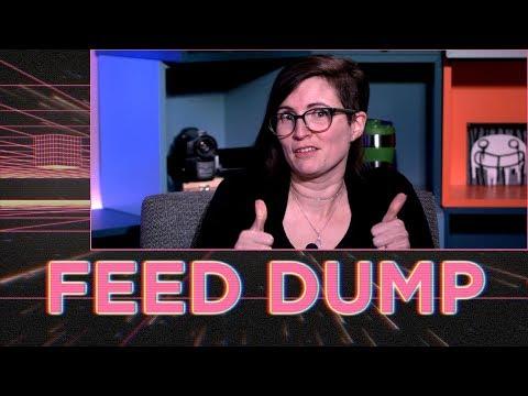 Feed Dump 323 - The Dork Web
