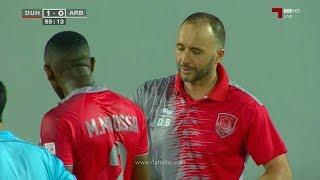 المباراة كاملة | الدحيل 2 - 0 العربي | QNB 17/18