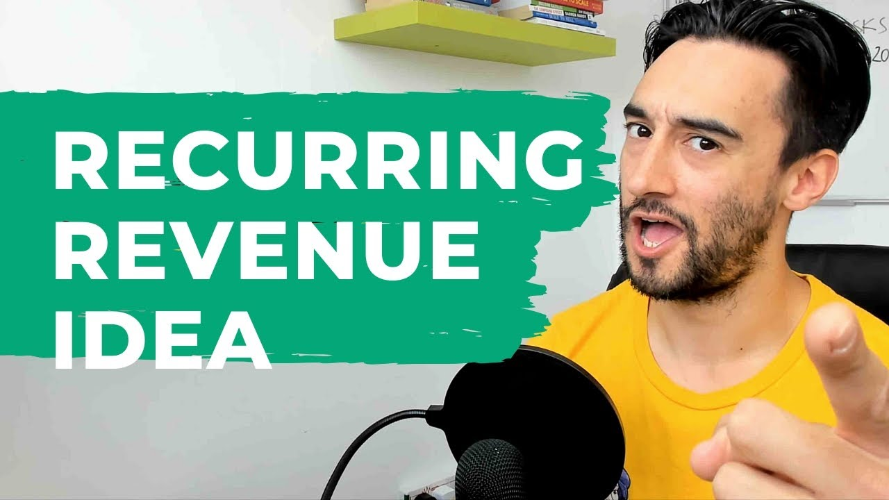 How to sell optin forms for recurring revenue - recurring revenue product idea