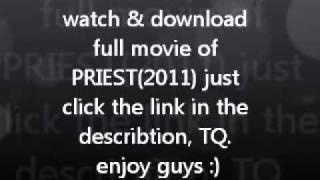 PRIEST (2011) Full Movie