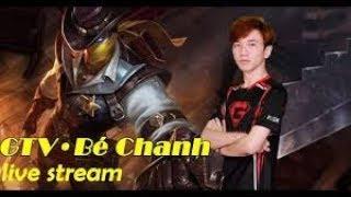 Trực Tiếp GameTV Bé Chanh Live Stream Quẫy Rank Cao Thủ - Liên Quân Mobile
