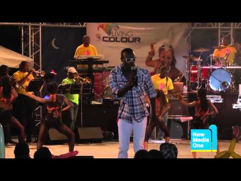 Antigua Carnival 2012  Groovy Monarch   De Lyrics Man