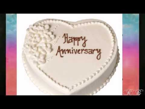 Wedding Anniversary Video With Your Name, Picture, Song U0026 Message   YouTube