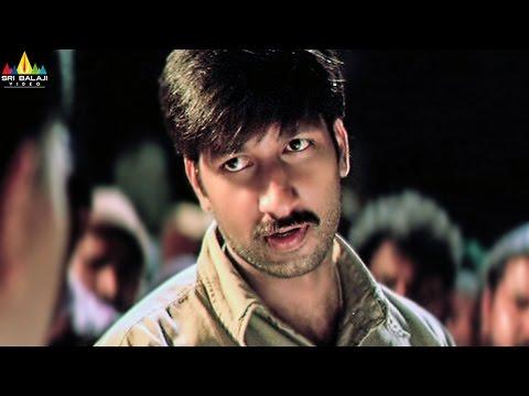 Andhrudu Telugu Movie Part 9/13 | Gopichand, Gowri Pandit | Sri Balaji Video