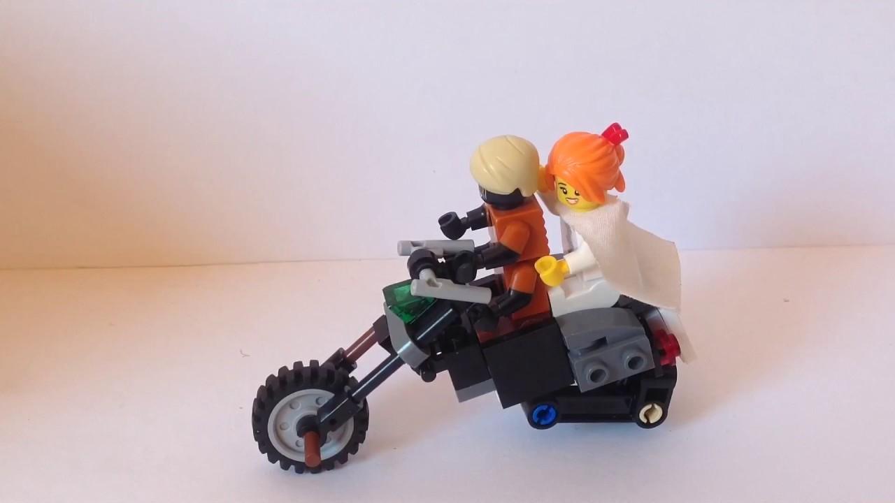 the lego ninjago movie motor cycle moc youtube. Black Bedroom Furniture Sets. Home Design Ideas