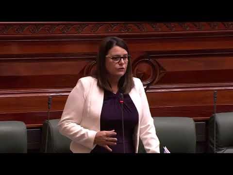 Second reading - Emergency Management Legislation Amendment