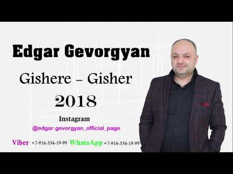 Edgar Gevorgyan - Gishere Gisher   █▬█ █ ▀█▀
