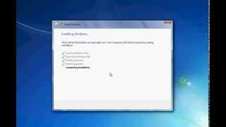 Fastest Way to Install Windows 7 without USB HDD or CD/DVD