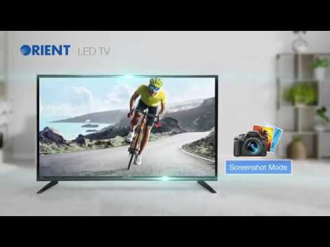 Orient LED TV 2018 | Live In Innovation