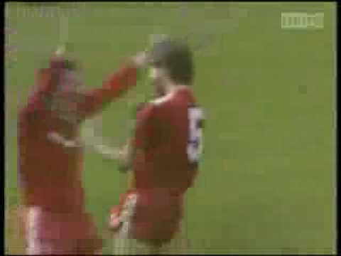 LIVERPOOL 1986 F A CUP FINAL IAN RUSH