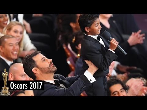 Jimmy Kimmel SLAYS the 2017 Oscars in First Academy Awards Hosting Gig