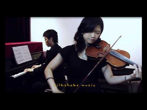 Elgar - Salut d' Amour (violin & piano)