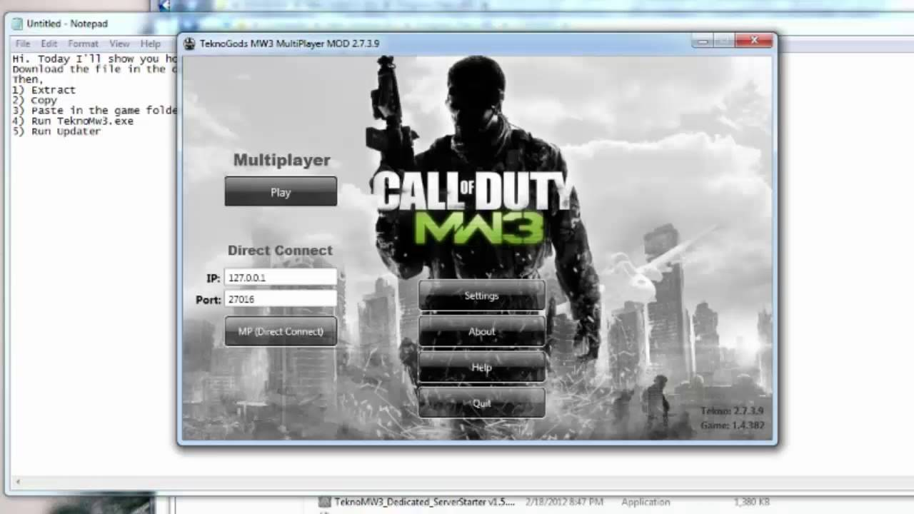 how to play modern warfare 3 online free