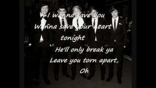 Save you tonight: One Direction ( Lyrics )